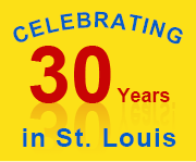 30 great years in St. Louis!