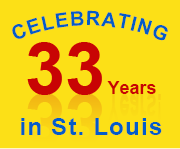 33 great years in St. Louis!