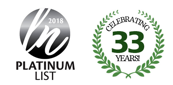 celebrating 33 years as an award winning store in St. Louis